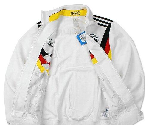 Adidas Deutschland Jacke TT Tracktop WM 1990 DfB Originals
