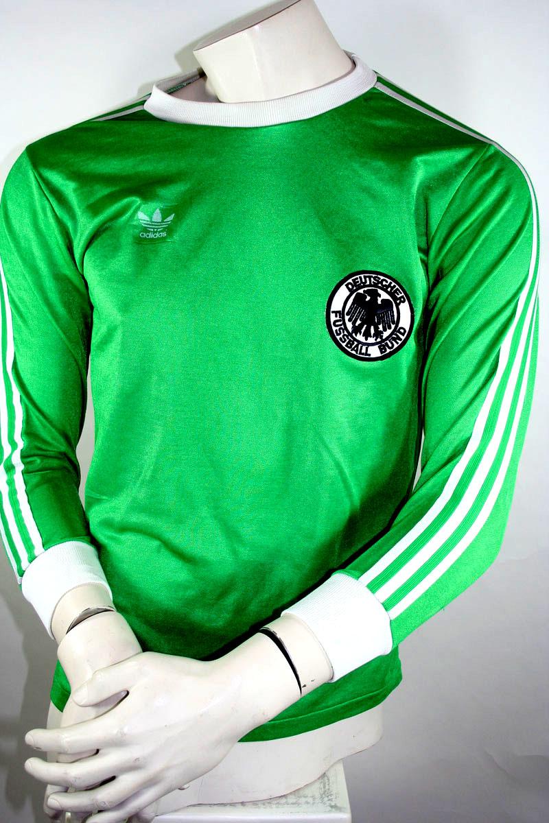adidas DFB Away Deutschland Auswärtstrikot Kinder grün WM