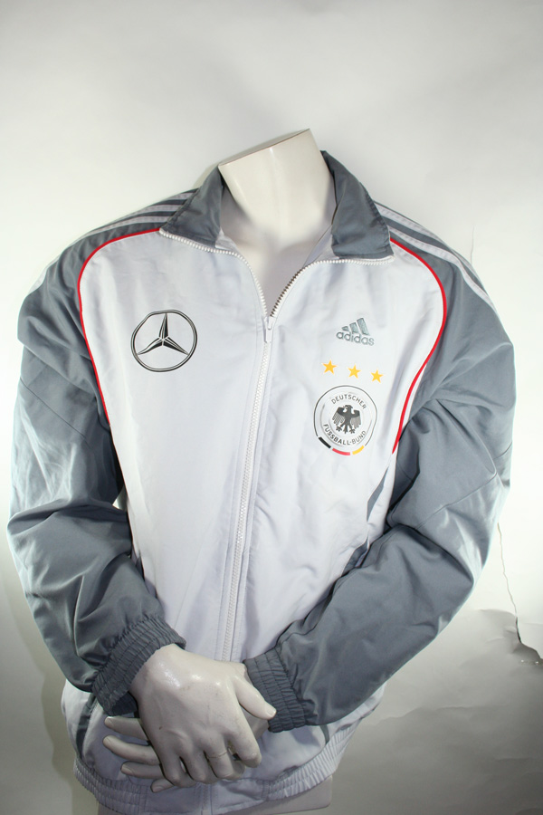 Adidas Deutschland Jacke 11 Miroslav Klose 2004 Match worn