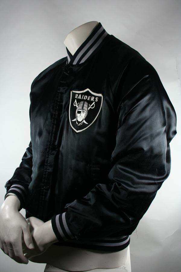 bester Lieferant heiß-verkaufender Beamter klassische Stile Chalk Line Los Angeles Raiders College Jacke Glanz Trikot ...