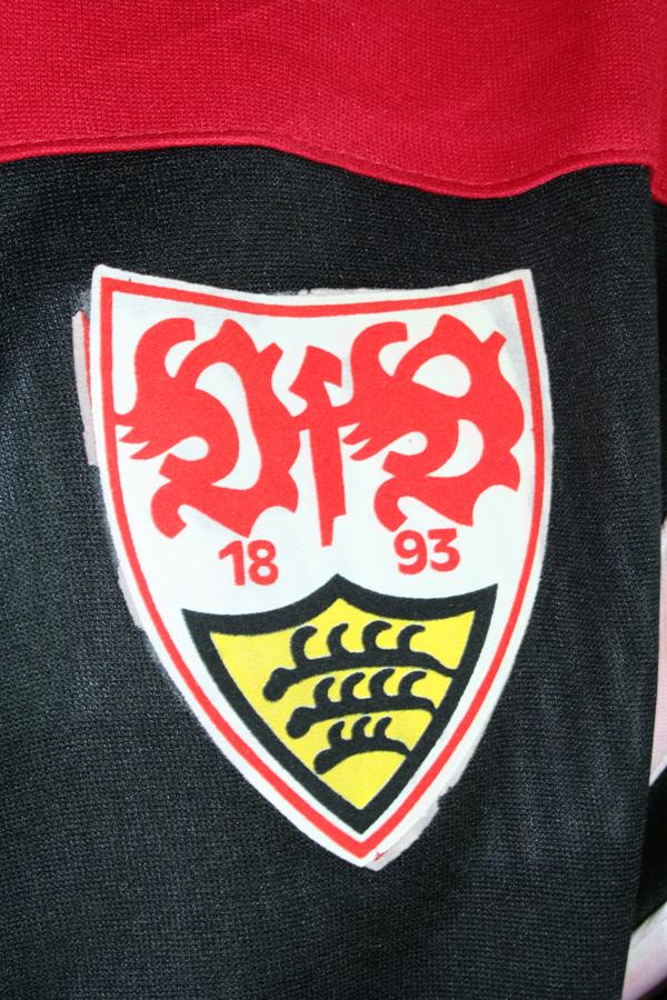 Adidas VfB Stuttgart Trainingsanzug Jacke + Hose Südmlich
