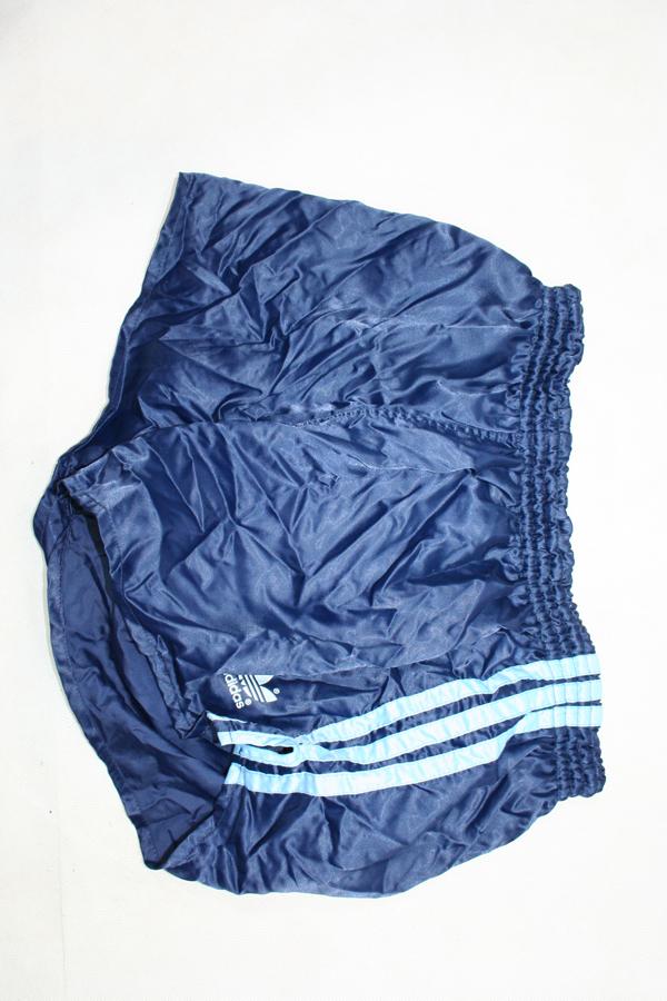 Adidas Glanz Hose blau VFL Bochum, Schalke 04 Duisburg 80er