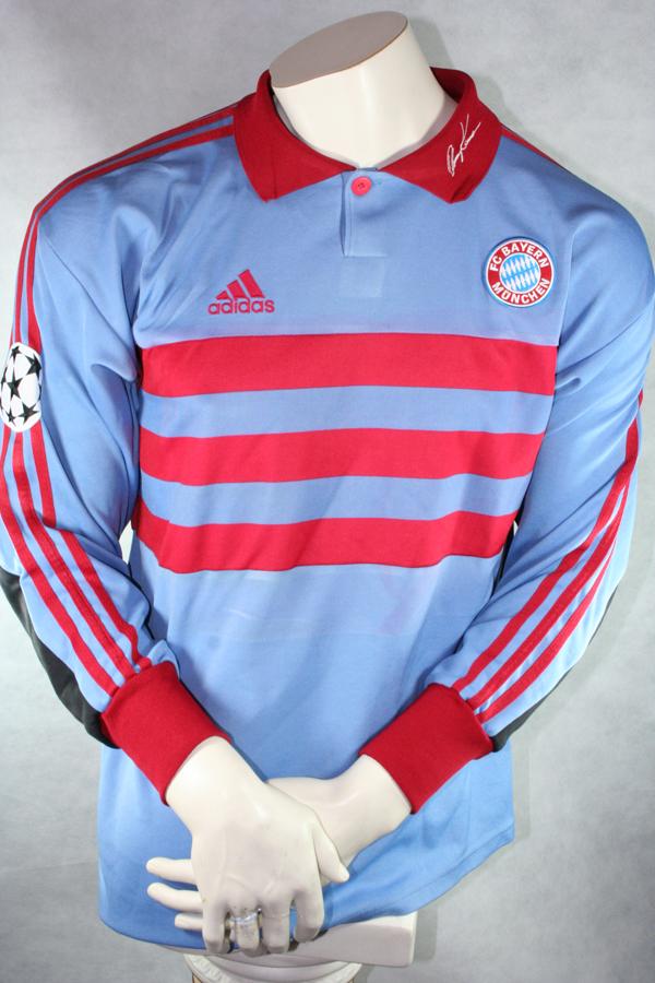 Fc Bayern Cl Trikot