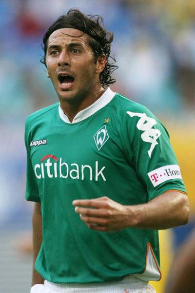 Werder Bremen Trikot Pizarro