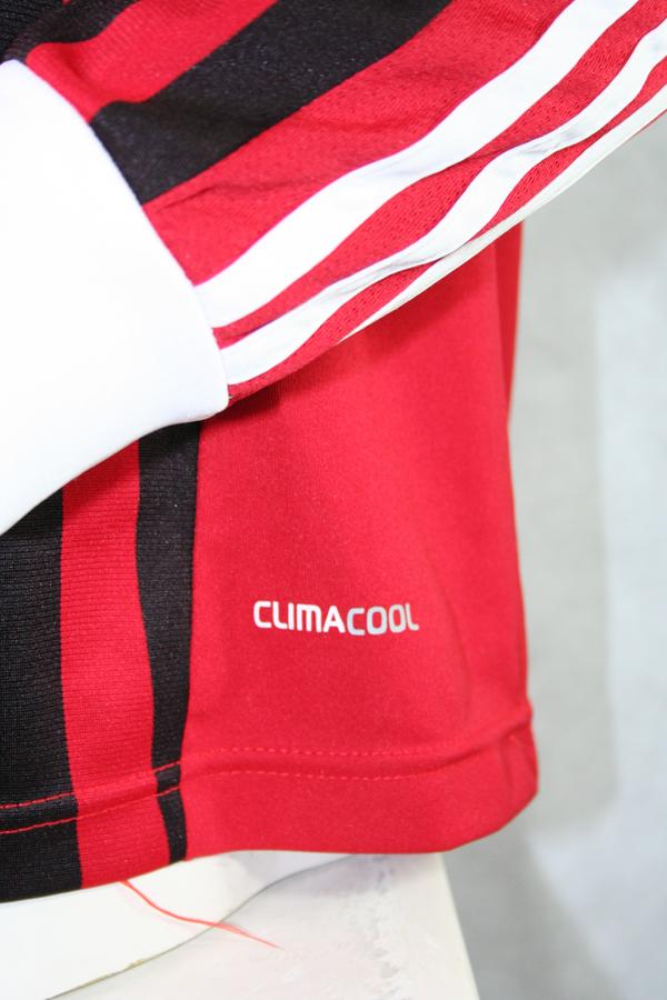 Adidas AC Mailand Trikot 10 Clarence Seedorf 201112 Fly