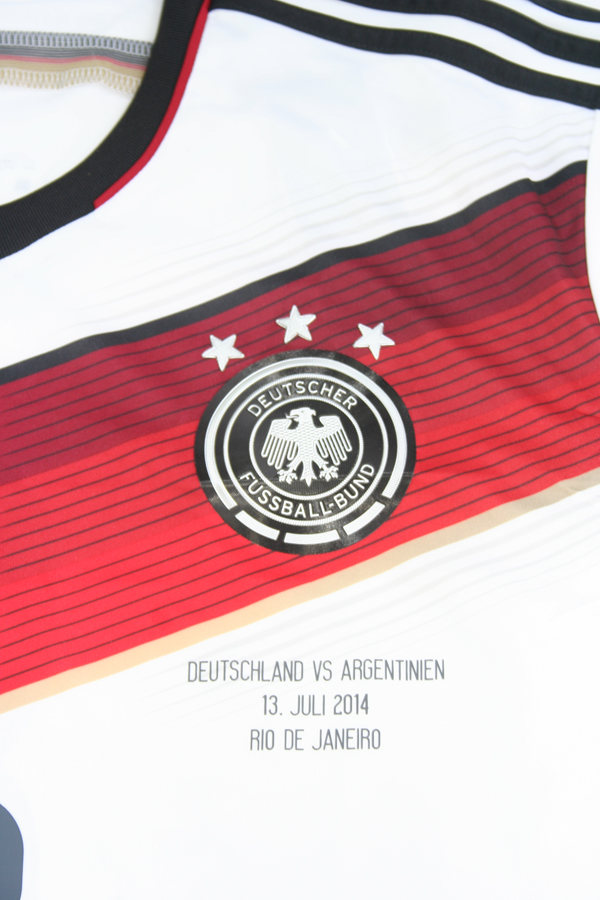 Adidas Deutschland Trikot 8 Mesut Özil WM 2014 DFB Home mit