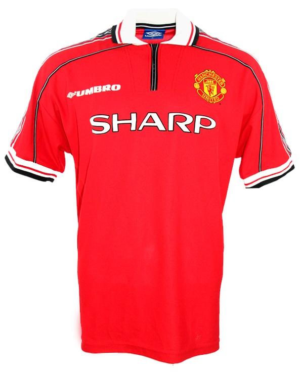 man united umbro sharp kit