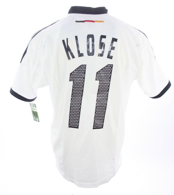Size S M L XL GERMANY 2002 WORLD CUP GOALKEEPER RETRO SHIRT OLIVER KAHN