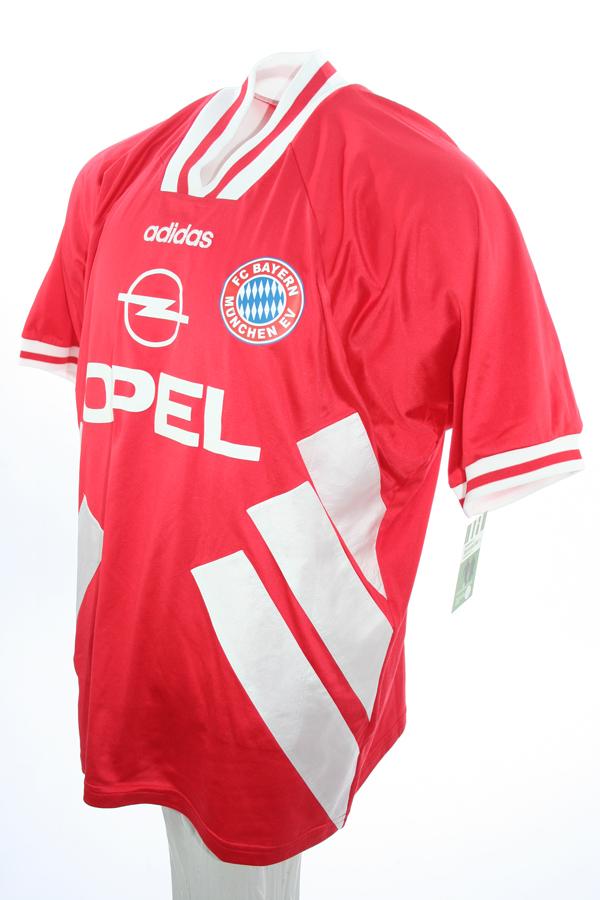 Adidas FC Bayern München Trikot 10 Matthäus 1991 93 Opel