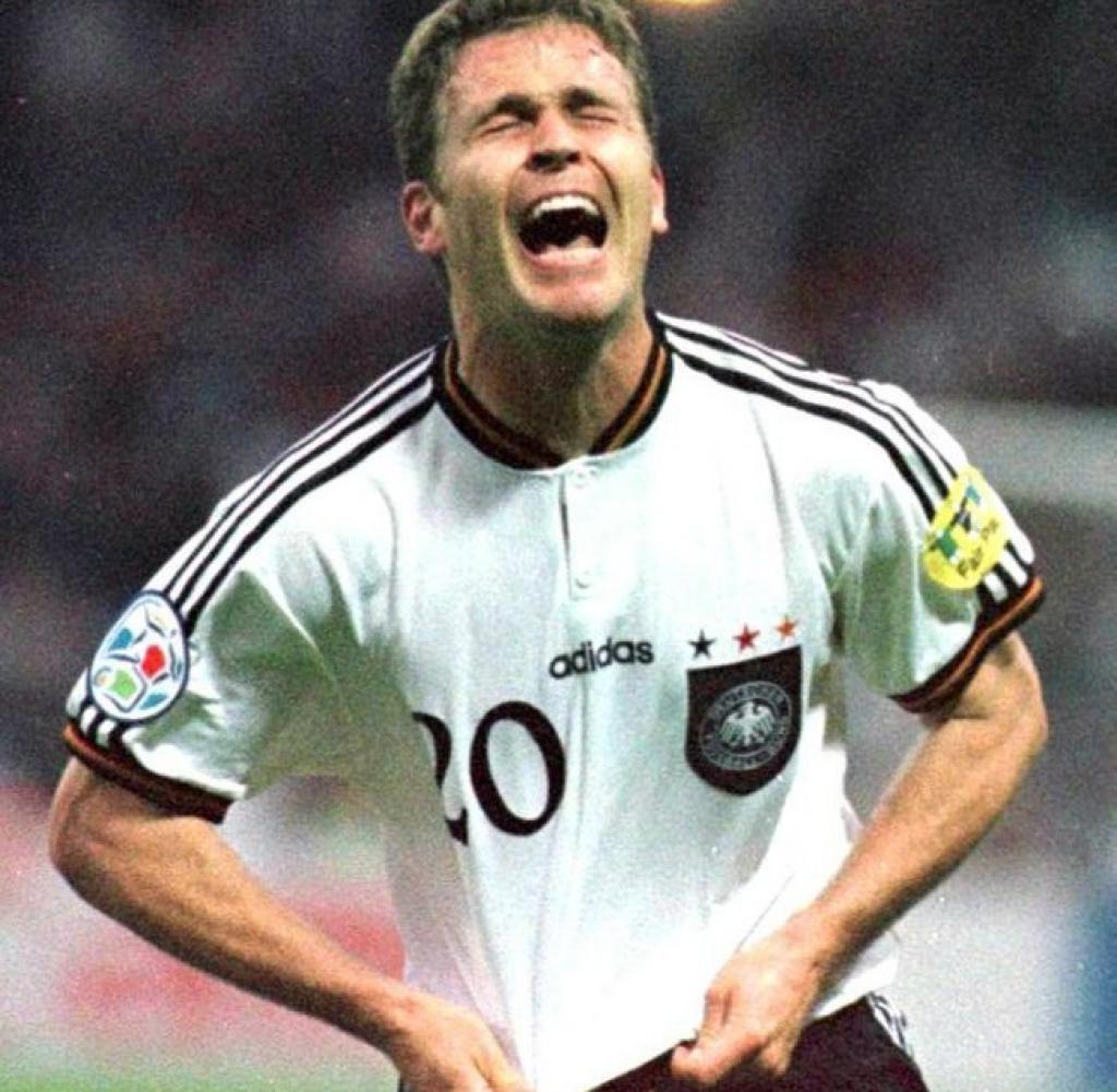 Deutschland Trikot 1996