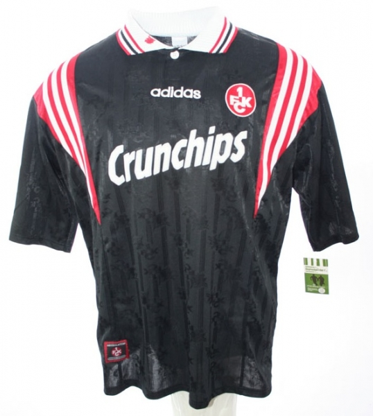 Adidas 1.FC Kaiserslautern Jersey 11 Olaf Marschall 1997/98 Crunchips away men's XL