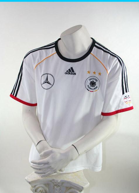 50% off arrives uk availability Adidas Deutschland Trikot 2006 Mercedes-Benz Match worn 7 Bastian  Schweinsteiger DFB Herren M