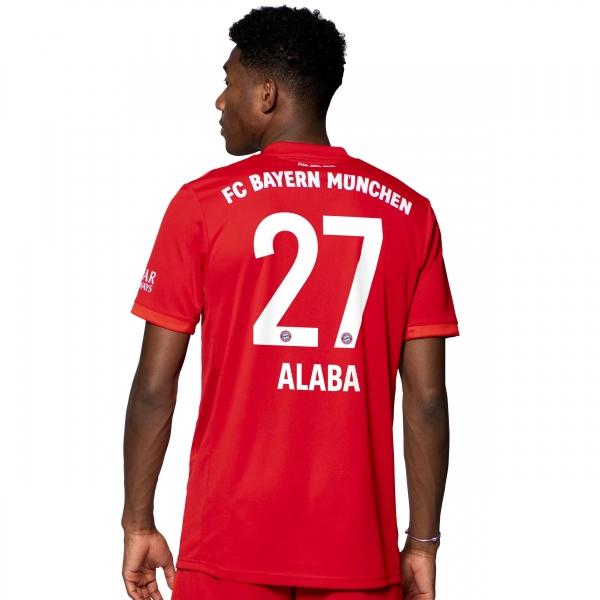 Fc Bayern Trikot Mit Eigenem Namen