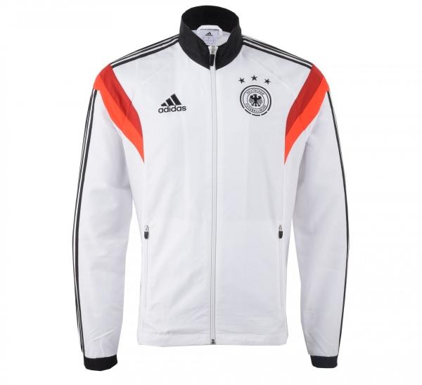 Adidas DFB Jacke Trainingsjacke WM 2014 Deutschland L | eBay