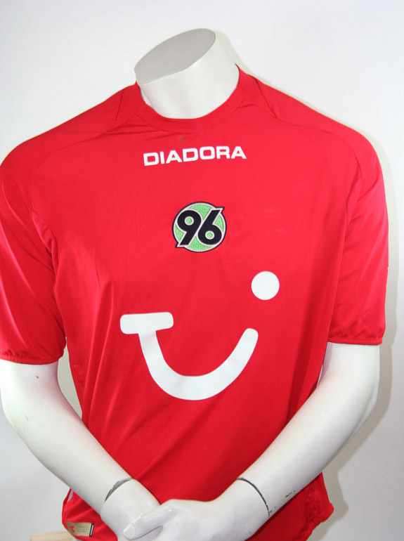 Hannover 96 Robert Enke Keeper Jersey size L Diadora Tui