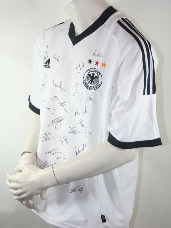 Deutschland Trikot 2002