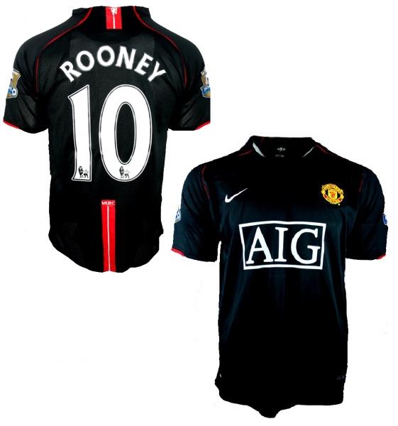 Wayne Rooney Trikot