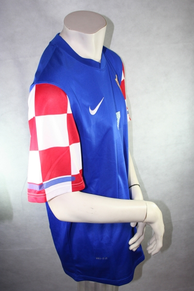 Nike Croatia jersey 17 Mario Mandzukic EM Euro 2012 Dri Fit new men's XL