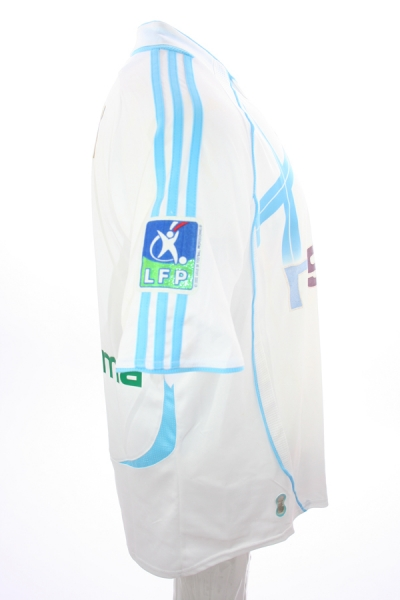 Adidas Olympique Marseille jersey 7 Franck Ribery 2006/07 N9NF Match worn men's XL