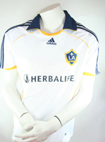 Adidas Los Angeles Galaxy Jersey 23 David Beckham 2009/10 men's XL
