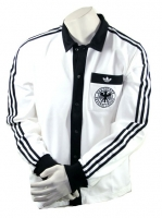 Adidas Germany jacket World Cup 1974 jersey retro World Champions white men's M