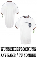 Adidas Germany DfB jersey 1996 Cup winner 96 men's XS/S/M/L/XL/XXL