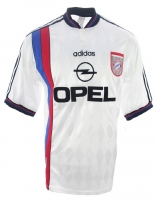 Adidas FC Bayern Munich Uefa Cup winner jersey 1996 + short sox white men's M