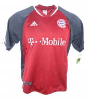 Adidas FC Bayern Munich jersey 2002/03 T-mobile home men's L