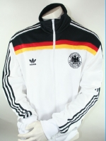 Germany Adidas Jacket TT 1990 Originals tracksuit Originals white men's M