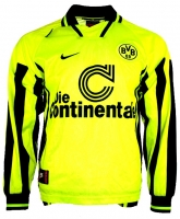 Nike Borussia Dortmund jersey 1996/97 BVB Continentale men's L or XL