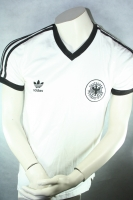Adidas Germany jersey world cup 1970 1974 DFB Retro white men's M