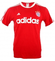 Adidas FC Bayern Munich jersey 1976/78 Graphic red men's New S or M