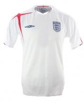 Umbro England jersey World Cup 2006 home white men's M